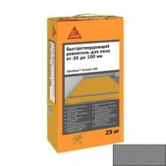 Sika оптом | Ровнитель пола Sika Sikafloor Screed-100 498235 25 кг толщина 20-100 мм