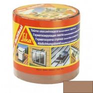 Sika оптом | Лента герметизирующая Sika MultiSeal терракот 0,1х3 м 1,2 мм битумная