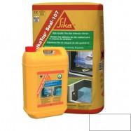 Sika оптом | Сухая смесь Sika TopSeal-107 cерый 25 кг двухкомпонентная гидроизоляция