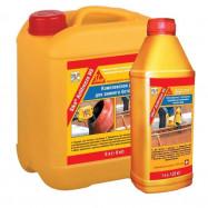 Sika оптом | Добавка в бетон Sika Antifreeze N9 5 л пластифицирующая зимняя