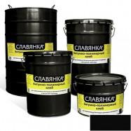 Slavyanka оптом | Клей битумно-полимерный Славянка черный 10 кг для битумных материалов