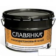 Slavyanka оптом | Клей полиуретановый Славянка белый 17,5 кг для теплоизоляционных плит