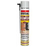 Soudal оптом | Пена монтажная Soudal ручная 107557 750 мл бытовая зимняя преполимерная