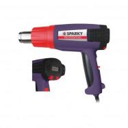 Sparky оптом | Пистолет горячего воздуха Sparky HAG 2000 13000204915 3 скорости потока воздуха
