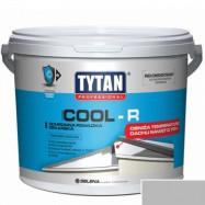 Tytan оптом | Мастика теплоотражающая кровельная акриловая Tytan Cool-R серый 10 л