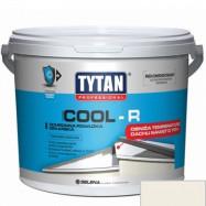 Tytan оптом | Мастика теплоотражающая кровельная акриловая Tytan Cool-R белый 10 л