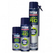 Tytan оптом | Пена монтажная Tytan Professional Lexy 40 21420 500 мл бытовая всесезонная полиуретановая