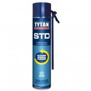 Tytan оптом   Пена монтажная Tytan Professional ERGO STD 21116 750 мл бытовая летняя полиуретановая