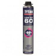 Tytan оптом   Пена монтажная Tytan Professional LowEx 60 586 750 мл профессиональная летняя полиуретановая