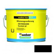 Weber-Vetonit оптом | Мастика битумная Weber-vetonit Weber.tec 901 черный 5 л