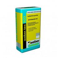Weber-Vetonit оптом | Цементная смесь Weber-vetonit Weber.tec 933 безусадочная гидроизоляция 25 кг