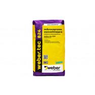 Weber-Vetonit оптом | Цементная смесь Weber-vetonit Weber.tec 824 эластичная гидроизоляция 18 кг
