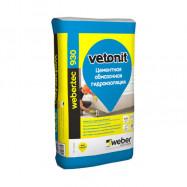 Weber-Vetonit оптом | Цементная смесь Weber-vetonit Weber.tec 930 пластичная гидроизоляция 20 кг