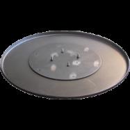 Vpk оптом | Диск затирочный ВПК 600 мм для затирочной машины крепление шпильками