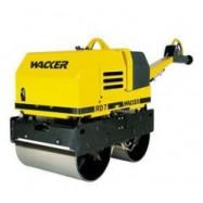 Wacker оптом | Виброкаток WACKER RD 7Н-S с дизельным двигателем и ручным пуском