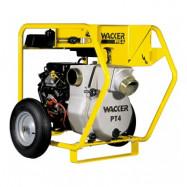 Wacker оптом | Мотопомпа бензиновая для грязной воды WACKER PTS-4V